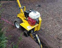 Bewässerungssystemmontage
